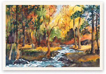 Arches® Aquarelle Cold Press Giclee Museum Quality Paper